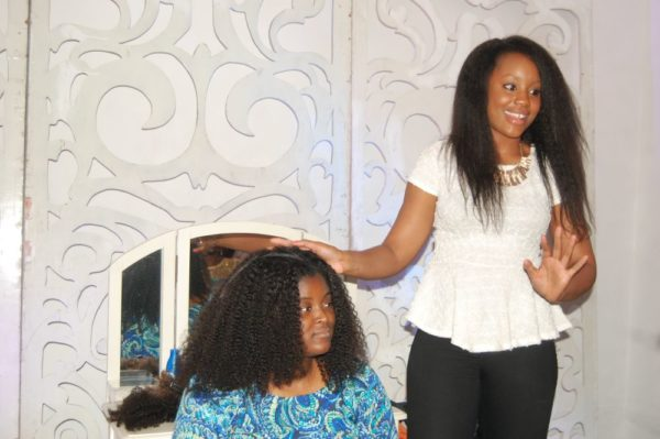 Savvy & Chic Salon Day Out- BellaNaija - June2014018