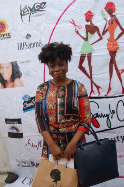 Savvy & Chic Salon Day Out- BellaNaija - June2014019