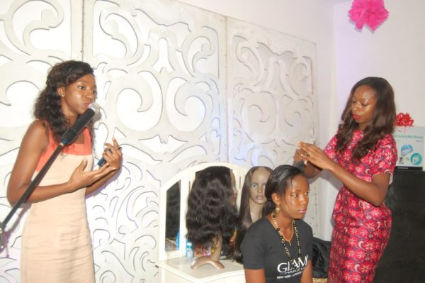 Savvy & Chic Salon Day Out- BellaNaija - June2014020