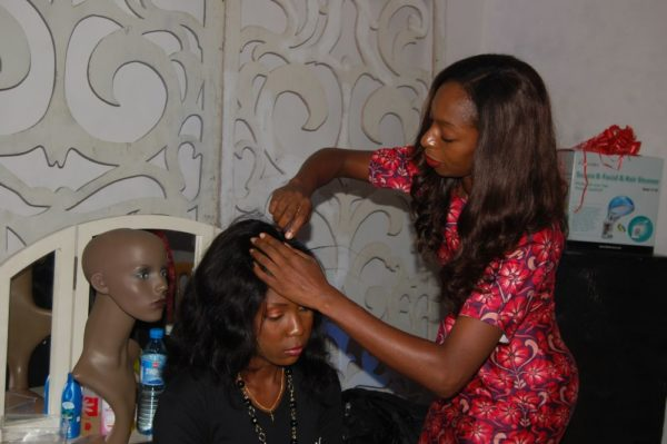 Savvy & Chic Salon Day Out- BellaNaija - June2014021