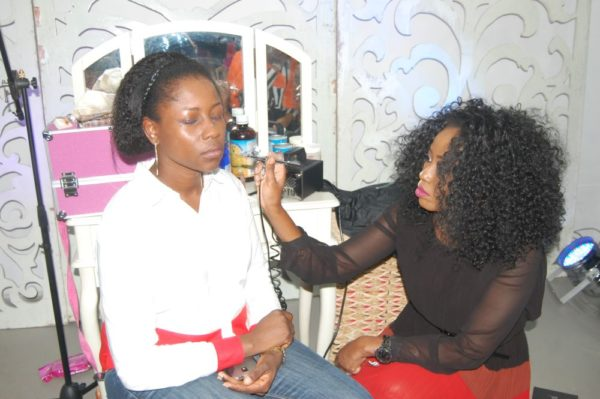 Savvy & Chic Salon Day Out- BellaNaija - June2014023