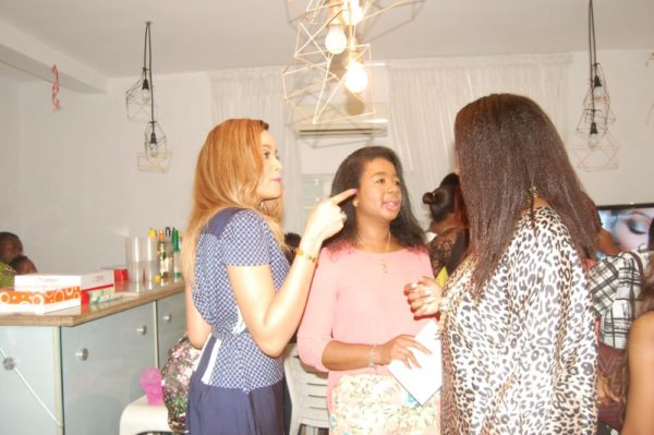 Savvy & Chic Salon Day Out- BellaNaija - June2014025