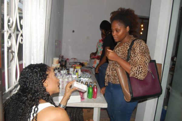 Savvy & Chic Salon Day Out- BellaNaija - June2014028