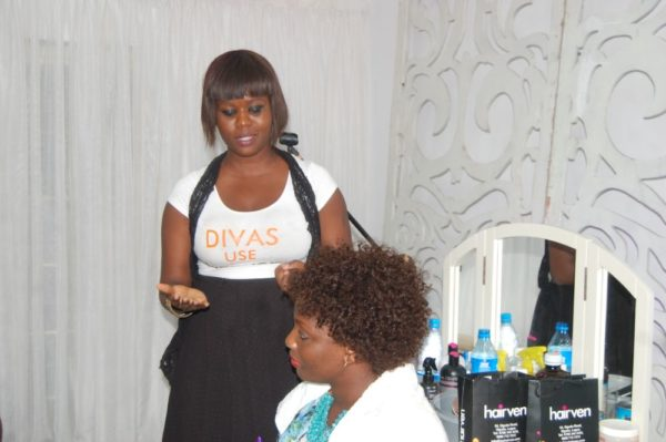 Savvy & Chic Salon Day Out- BellaNaija - June2014029