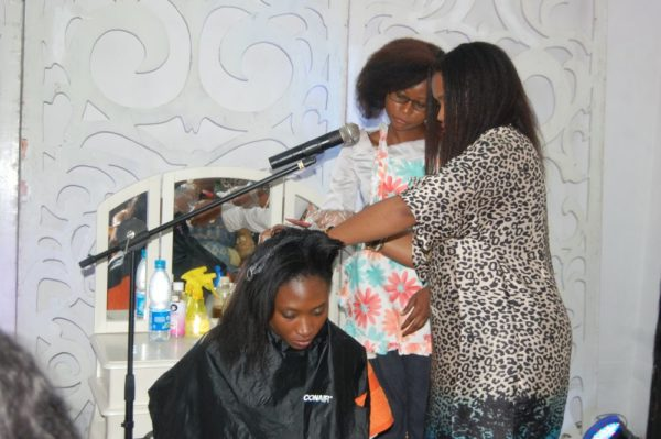Savvy & Chic Salon Day Out- BellaNaija - June2014032