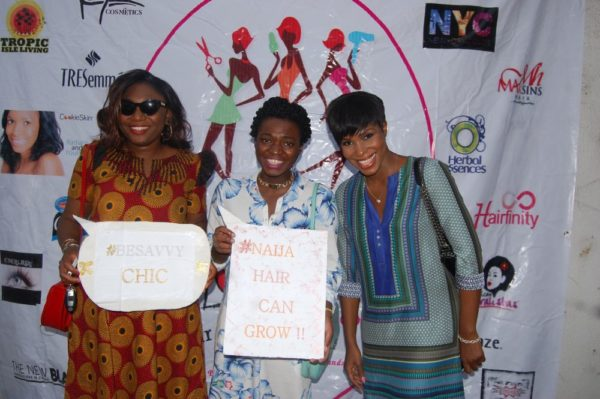 Savvy & Chic Salon Day Out- BellaNaija - June2014037