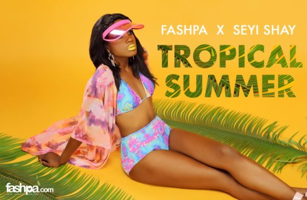 Seyi Shay for Fashpa.com Tropical Summer Lookbook - BellaNaija - June2014009