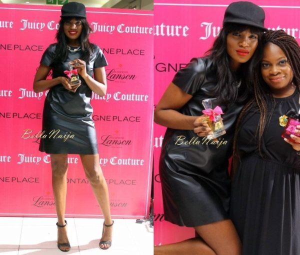 Seyi Shay in Asos - Juicy Couture Launch - June 2014 - BellaNaija.com