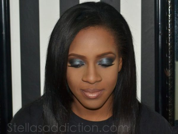 Stellas Addiction Get The Look Rihanna CFDA Makeup Look - BellaNaija - June2014005