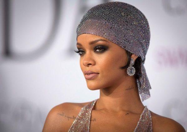Stellas Addiction Get The Look Rihanna CFDA Makeup Look - BellaNaija - June2014006