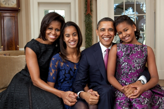 The Obamas - June 2014 - BellaNaija.com