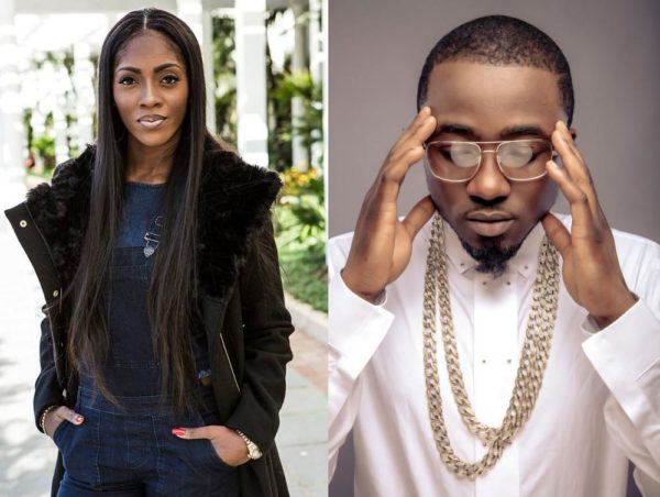 Tiwa Savage & Ice Prince - June 2014 - BellaNaija.com 01