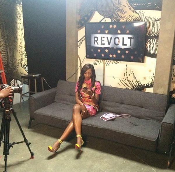 Tiwa Savage - June 2014 - BN Music - BellaNaija.com 01