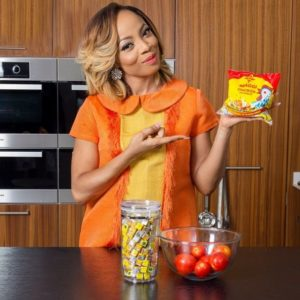 Toke Makinwa for Maggi - June 2014 - BellaNaija.com 01