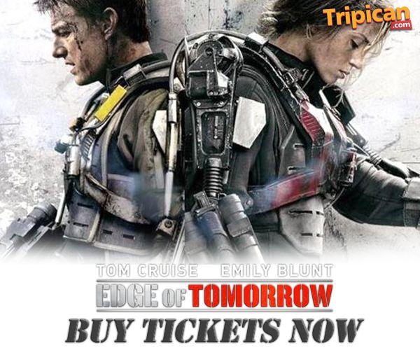 Tripican presents Edge of Tomorrow - Bellanaija - June20140011