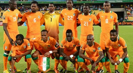 World Cup Ivory Coast Bella Naija