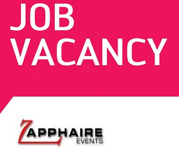 Zapphire Events Job Vacancy - Bellanaija - June2014003