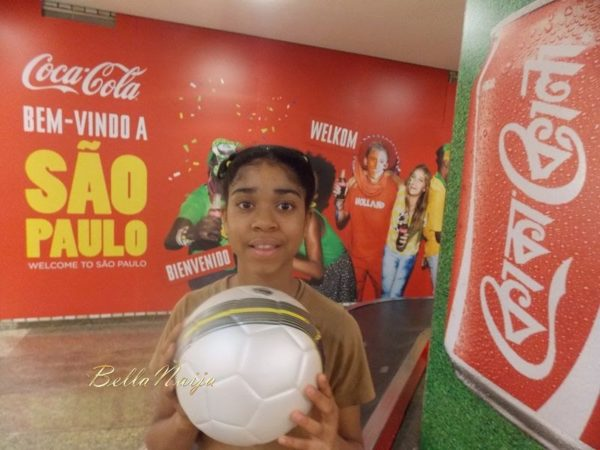 Zuriel Oduwole in Brazil - June 2014 - BellaNaija.com 01002