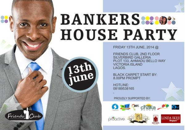 bankers house party