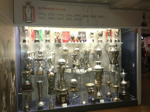 Inside The Trophy Room