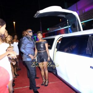 2Face & Annie Idibia at The Ascension Album Launch in Lagos - BN Events - July 2014 - BellaNaija.com 01