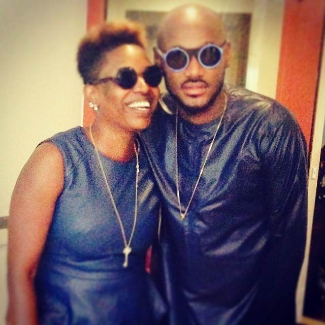 2Face & Annie Idibia in Ghana - July 2014  - BellaNaija.com 01 (1)