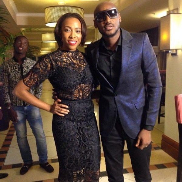 Fade Ogunro & 2Face Idibia