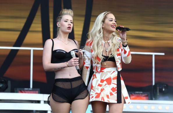 Izzy Azalea & Rita Ora