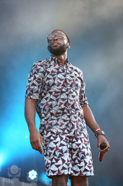 Image result for tinie tempah in ankara