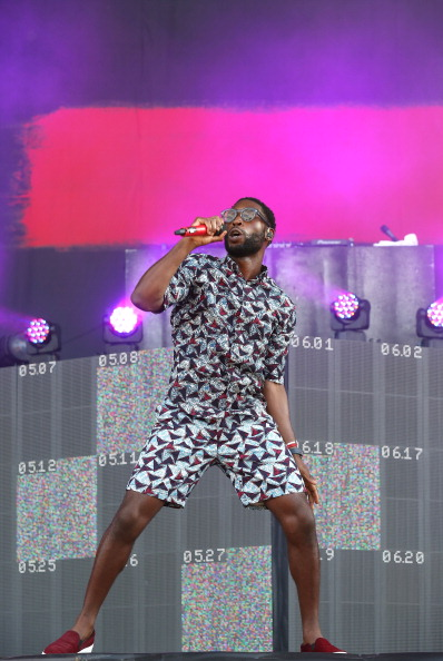 Wireless Festival 2014 - Day 1