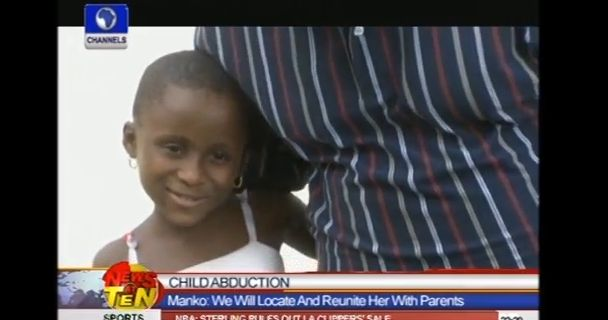 9 Year Old Girl - July 2014 - BN Movies & TV - BellaNaija.com 05