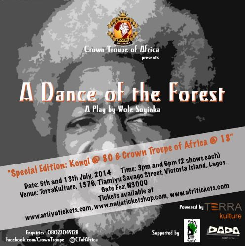 A Dance Of The Forest - BellaNaija - July - 2014