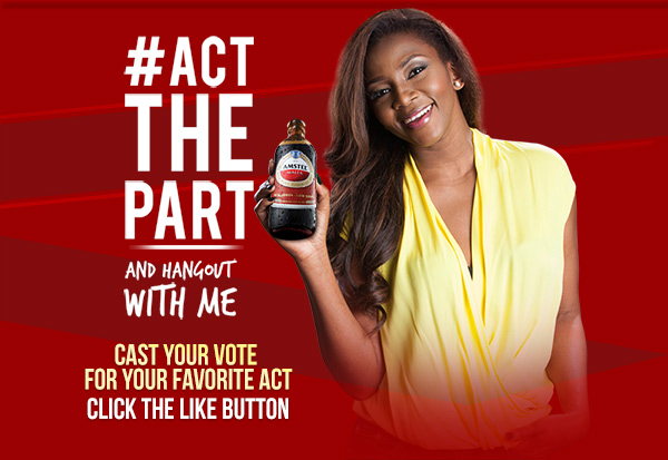 Act The Part - BellaNaija - July - 2014