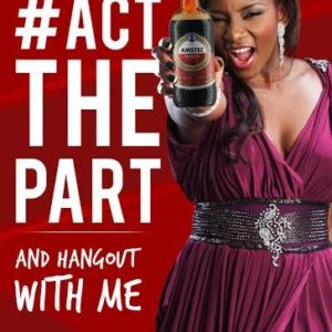 #ActThePart with Genevievce Nnaji and Amstel Malta - Bellanaija - July2014
