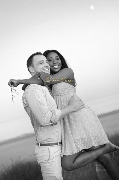 Adanna & David | Pre - Wedding Shoot | Igbo Nigerian German Wedding | BellaNaija 03