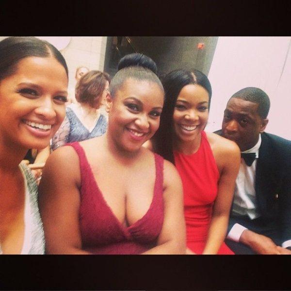 Rocsi Diaz, Chantel, Gabrielle Union & Dwyane Wade