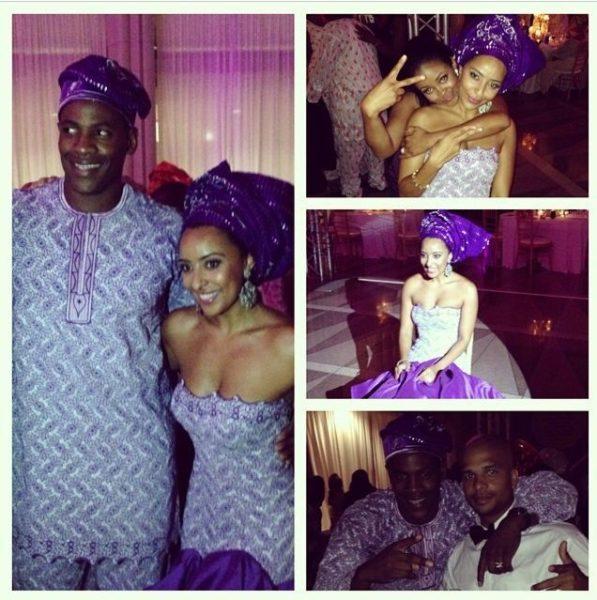 Adewale Ogunleye & Dr. Amira Baker