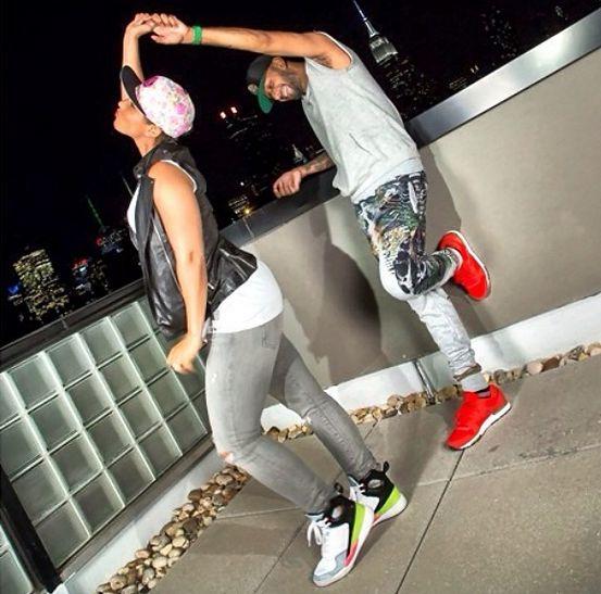 Alicia Keys & Swizz Beatz - July 2014 - BN Relationships - BellaNaija.com 01