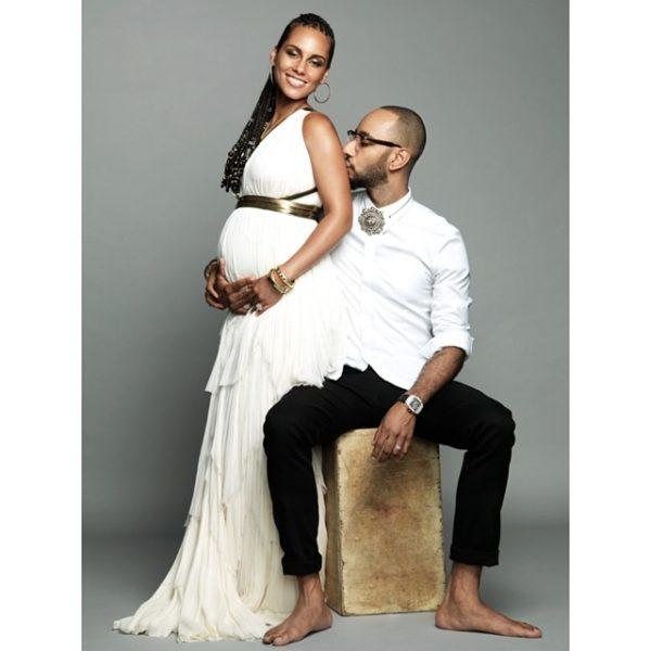 Alicia Keys & Swizz Beatz - July 2014 - BN Relationships - BellaNaija.com 02