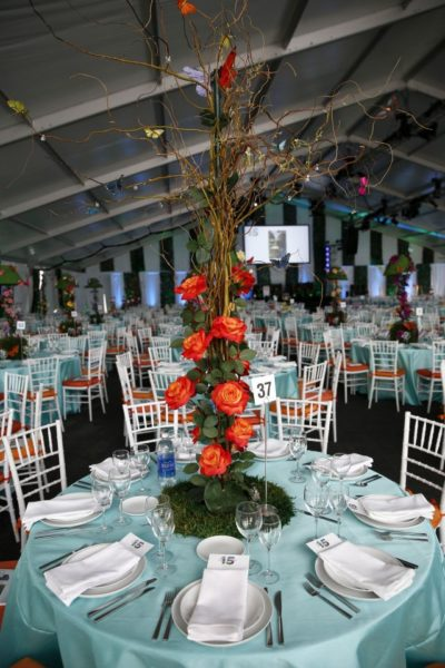 15th Annual Art For Life Gala Hosted by Russell and Danny Simmons - Program & Dinner
