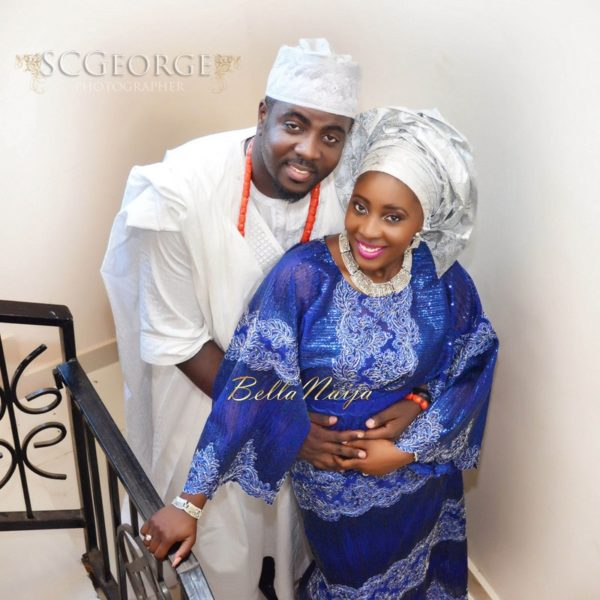 Ayo & Bayo | Yoruba Lagos Nigerian Muslim Wedding | BellaNaija 03