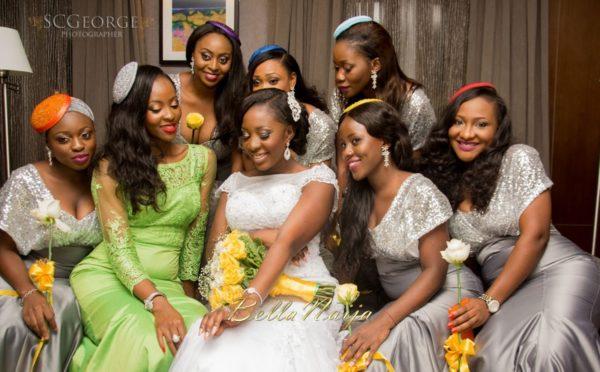 Ayo & Bayo | Yoruba Lagos Nigerian Muslim Wedding - Nikkai  | BellaNaija 0scg-205