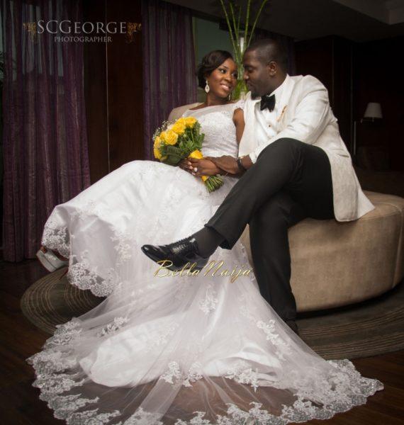 Ayo & Bayo | Yoruba Lagos Nigerian Muslim Wedding - Nikkai  | BellaNaija 0scg-206
