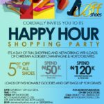 BFF Shoes Happy Hour Shopping Party - Bellanaija - July2014