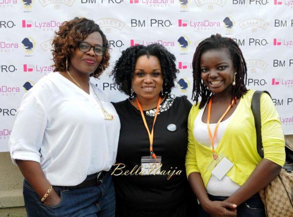 BM Pro - Banke Meshida Lawal, Segun Gele, Lyzadora Makeup Master Class | BellaNaija Beauty 013