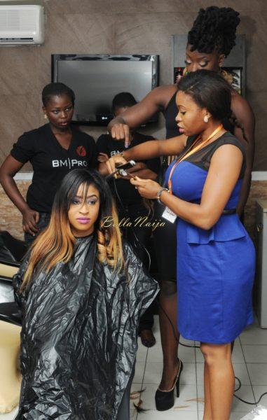 BM Pro - Banke Meshida Lawal, Segun Gele, Lyzadora Makeup Master Class | BellaNaija Beauty 018