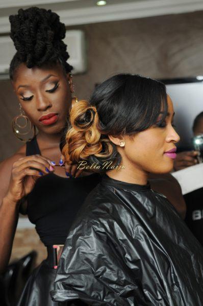 BM Pro - Banke Meshida Lawal, Segun Gele, Lyzadora Makeup Master Class | BellaNaija Beauty 021