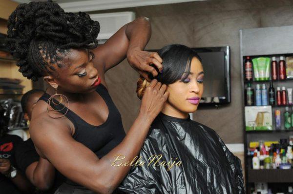 BM Pro - Banke Meshida Lawal, Segun Gele, Lyzadora Makeup Master Class | BellaNaija Beauty 022