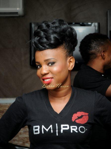BM Pro - Banke Meshida Lawal, Segun Gele, Lyzadora Makeup Master Class | BellaNaija Beauty 025