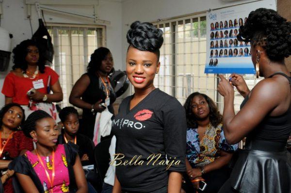 BM Pro - Banke Meshida Lawal, Segun Gele, Lyzadora Makeup Master Class | BellaNaija Beauty 026